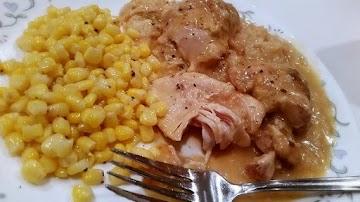 ~ Savory Chicken & Rice Bake ~ Easy & Delish! Recipe