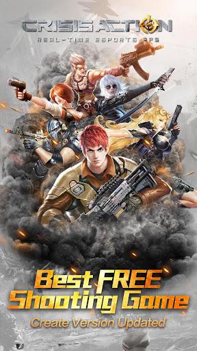 Crisis Action-Best Free FPS screenshot 1