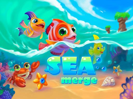 Sea Merge! 1.6.1 screenshots 7