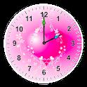 美しい時計ウィジェット icon