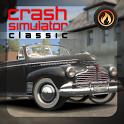 Classic Car Crash Simulator icon