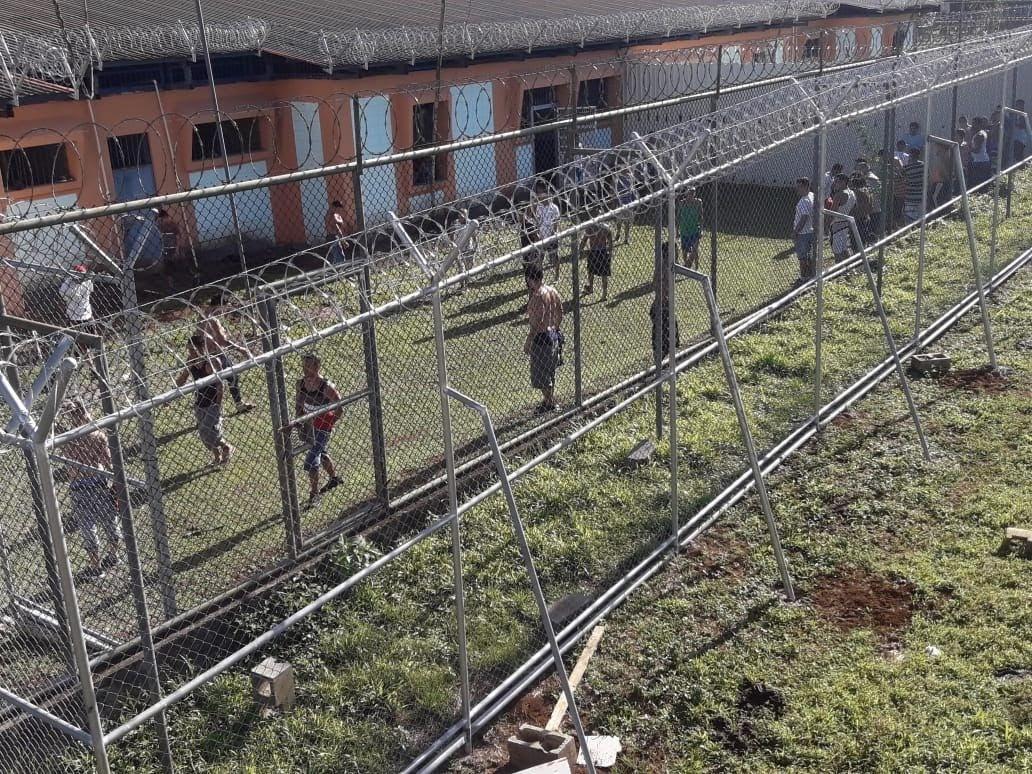 Imagen OBRAS EN INFRAESTRUCTURA MEJORAN SEGURIDAD Y REDUCEN NIVELES DE VIOLENCIA EN CENTROS PENITENCIARIOS