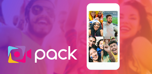 Pack - Live Group Video Chat with Friends - Apps on Google Play