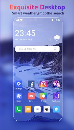 U Launcher Lite-New 3D Launcher 2020, Hide apps 2.2.27 screenshots 2