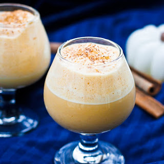 Pumpkin Eggnog Recipes