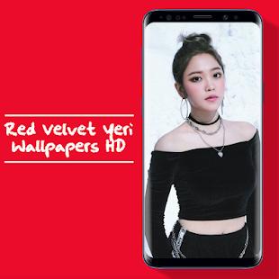 Red Velvet Yeri Wallpapers Kpop Fans Hd التطبيقات على Google Play