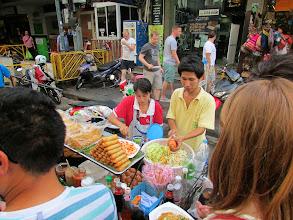 Photo: Pad Thai vendor