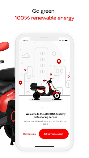 ACCIONA Mobility screenshot 2