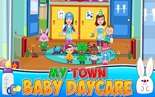 игру my town daycare