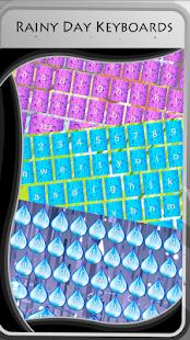 Rainy Day Keyboards - náhled