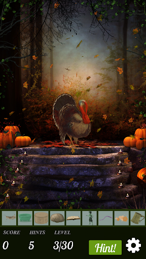 Hidden Object Game: Autumn Holiday - screenshot