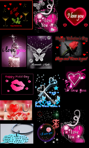 Love Gif Emoji 1.0.4 screenshots 1