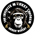 Infinite Monkey Theorem Urban Winery Dry Hopped Pear Cider