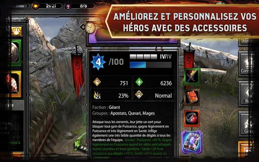 Heroes of DragonAge APK MOD – Pièces de Monnaie Illimitées (Astuce) screenshots hack proof 2