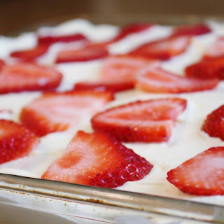 Strawberry Cream Shortcake