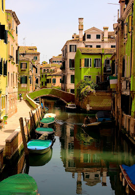 Verde Venezia di letiziacaprettiphotography