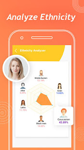 Face Secret – Aging Face,Face Scanner,Palm Reading - Apps on