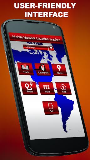 Mobile Number Location Tracker:Offline GPS Tracker  screenshots 4