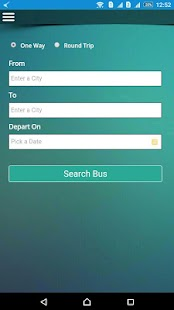 PUREBUS- BUS BOOKING- screenshot thumbnail