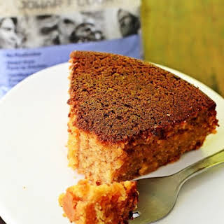 Healthy Jowar(Sorghum) Cake.