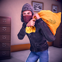 Heist Thief Robbery- Grand Bank Robbery Games 3D icon