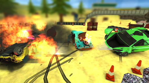 Car Crash Simulator Royale modavailable screenshots 18
