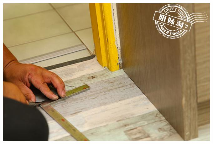 富銘塑膠地板Green-Flor 台北塑膠地板