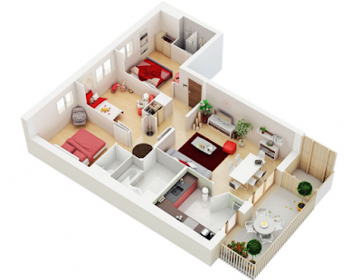 3d home design screenshot thumbnail - 3d Home Design