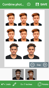 Passport Size Photo Editor – ID Photo Maker Studio- screenshot thumbnail