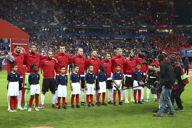 La sanction que risque la France, après les événements du match contre l'Albanie