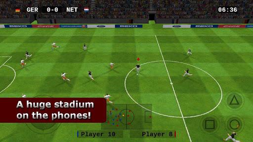 TASO 15 Full HD Football Game 1.74 screenshots 2