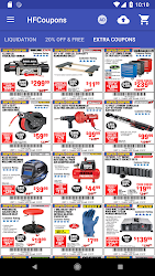 Coupons for Harbor Freight Tools