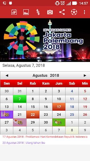 Indonesia Calendar 2.46 screenshots n 1