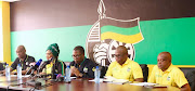 The ANC held a presser conference in Johannesburg on Sunday on the state of DA-led coalition governments in Pretoria and Johannesburg.
