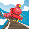 Off the Rails 3D icon