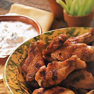 Buffalo Chicken Wings.
