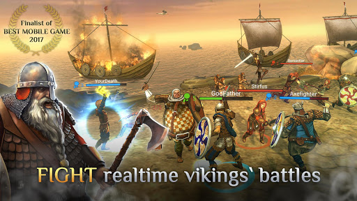 I, Viking: Valhalla Creed War Battle Vikings Game 1.18.5.48788 screenshots 1