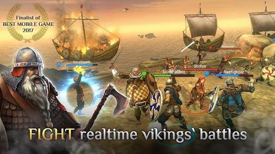 I, Viking MOD APK v1.18.7.49828 (Mod,No recharge skills) 1