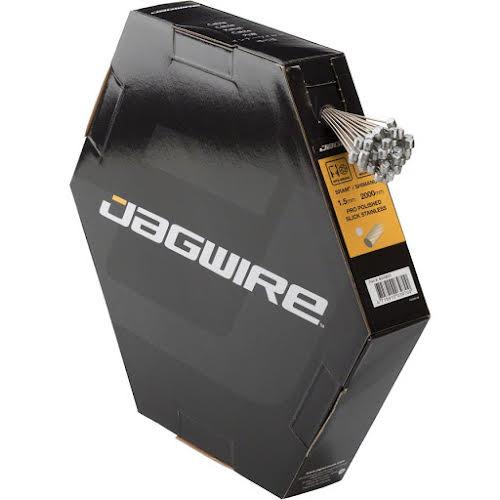 Jagwire SRAM/Shimano MTB Pro Brake Cable 1.5x2000mm Pro Polished Slick stainless , Box of 50