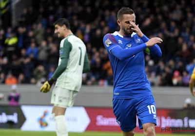 Gylfi Sigurdsson is onbeschikbaar voor de interland tegen België