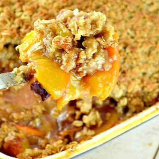 Peach Crisp With Oats Recipes