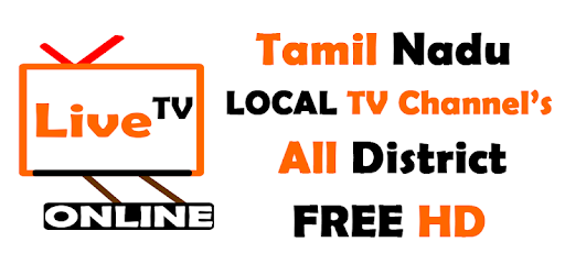 Tamil Live TV Online - Apps on Google Play