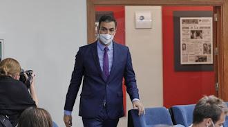 """Sánchez insiste en que España está \""""mucho mejor preparada para hacer frente a los rebrotes\""""."""