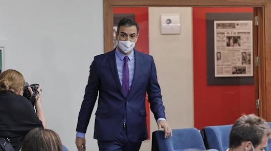 """Pedro Sánchez defiende que España está """"mejor preparada"""" para afrontar rebrotes"""
