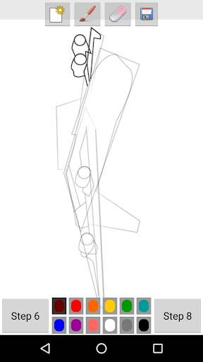 玩免費遊戲APP|下載How to Draw Airplanes app不用錢|硬是要APP