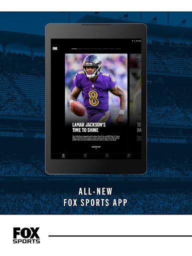 FOX Sports: Latest Stories, Scores & Events screenshots 13