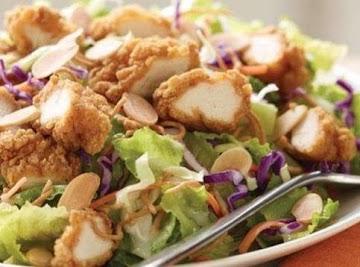 Copy-cat Oriental Chicken Salad Recipe