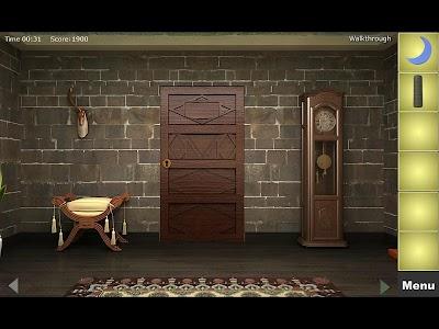 Gloomy House Escape screenshot 6