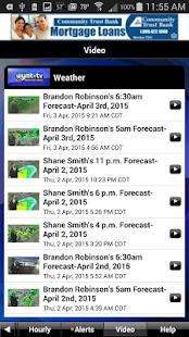 WYMT Radar- screenshot thumbnail