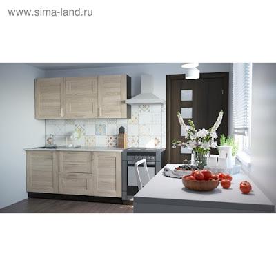Кухонный гарнитур Ника экстра 1700